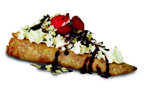 pancake the sweetness of gofra