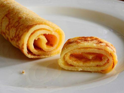 pancake eat food