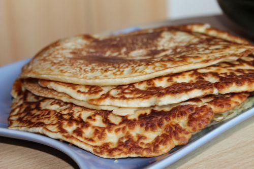 pancake egg pancake cook