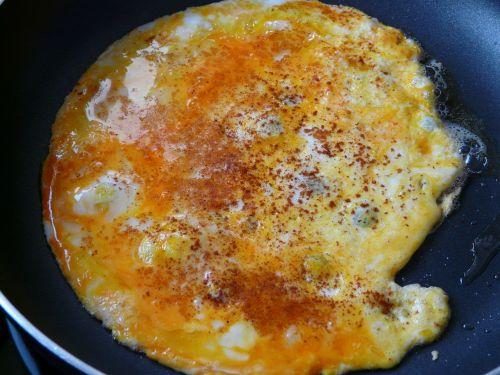 pancake pan eat