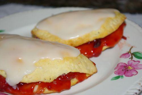 pancakes cherry pie sweets