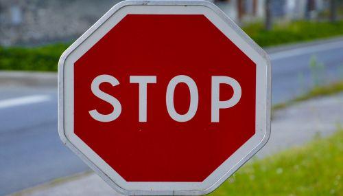 panel stop signalling