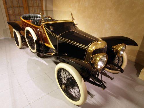 panhard and kevassirm 1912 car