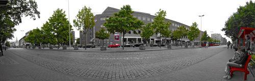 panorama kiel stop