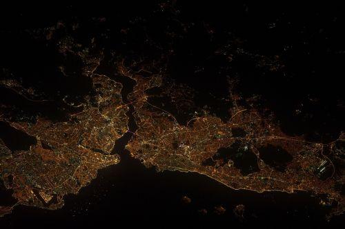 panorama earth istanbul
