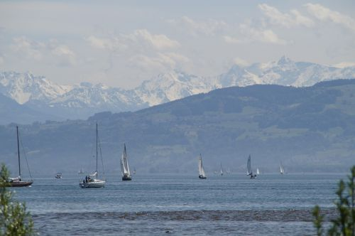 panorama outlook lake constance