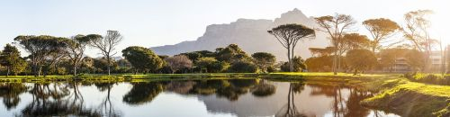panorama cape town golf course