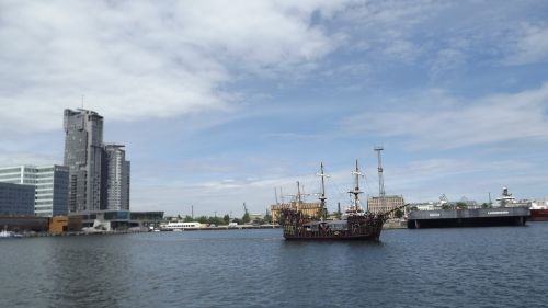 panorama gdynia view