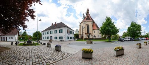 panorama fernitz church