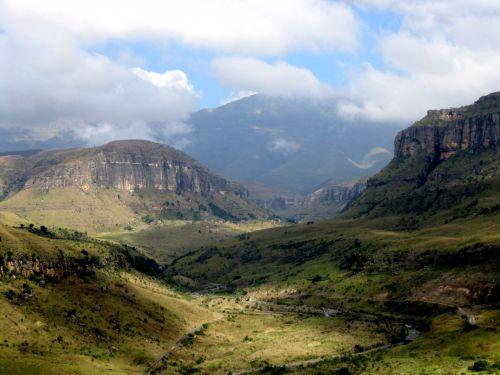 Panorama, Drakensberg