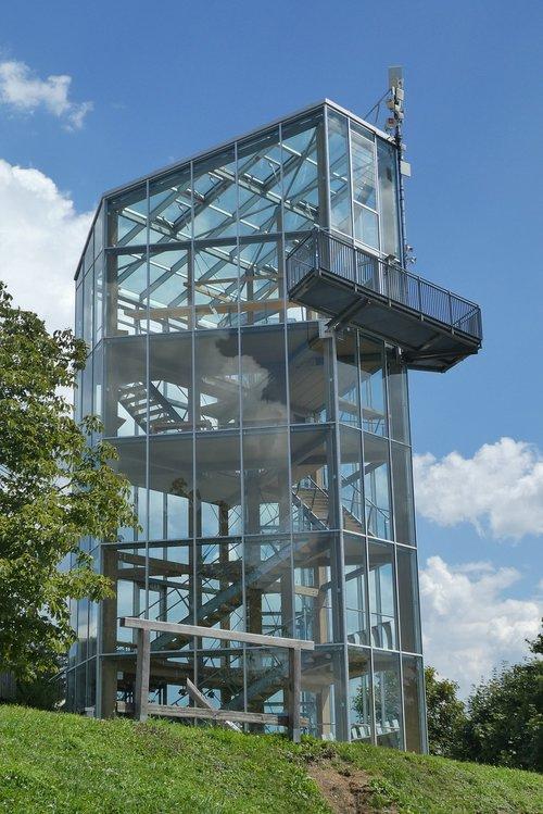 panoramatoren  tower  view