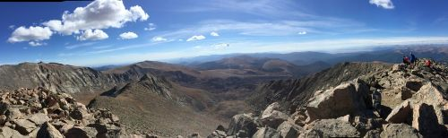 panoramic top of the world summit
