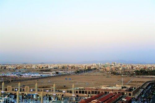 panoramic  cemetery  medina