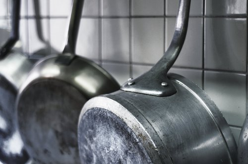 pans  pan  kitchen