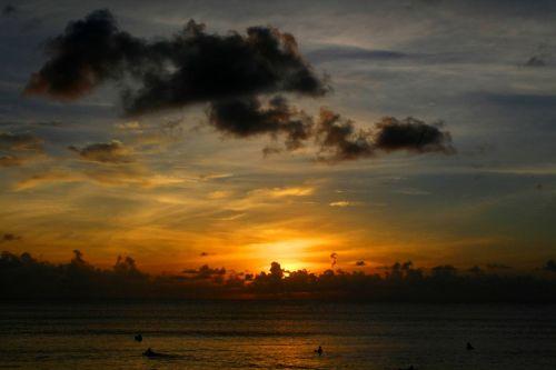 pantai kuta bali indonesia