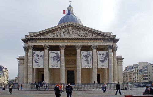pantheon building architecture