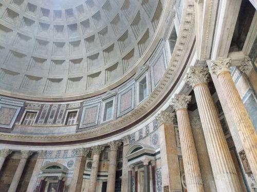 pantheon italy rome