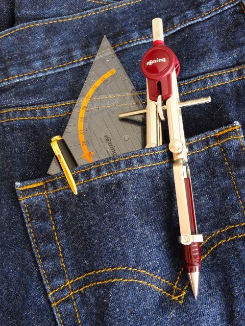 pants jeans school