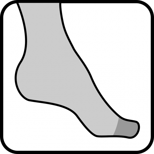 pantyhose toe reinforced