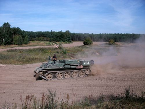 panzer armoured recovery vehicle military technology