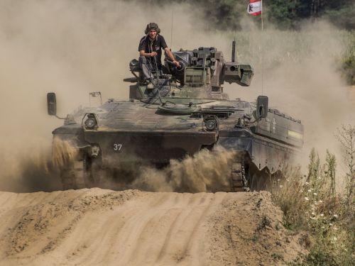 panzer drive military