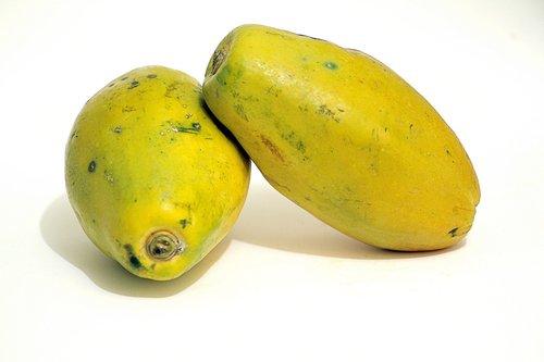 papaya  food  fruit