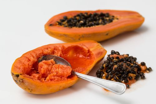 papaya tropical fruit pawpaw