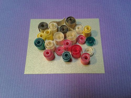 paper spiral filigree