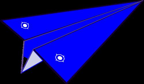paper paper airplane plane
