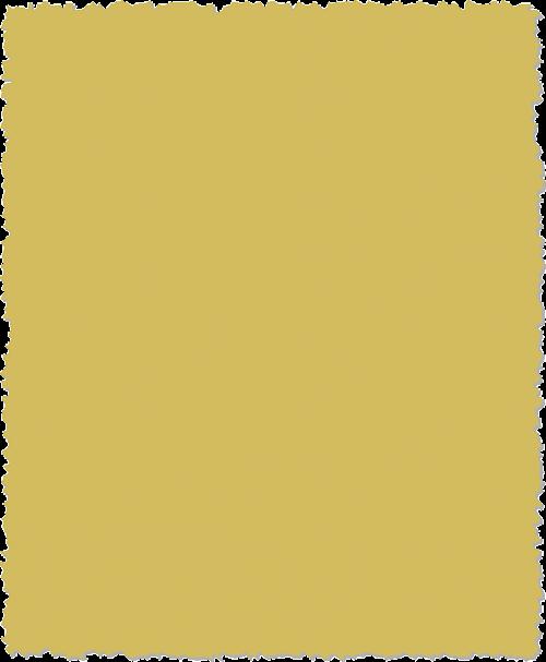 paper rag sheet
