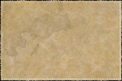 paper parchment frame