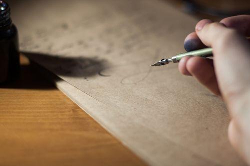 paper steno pen