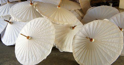 paper umbrella manufacture