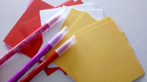 paper education color