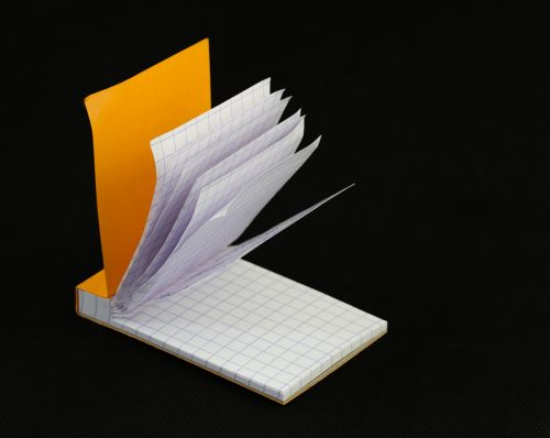 paper note notepad
