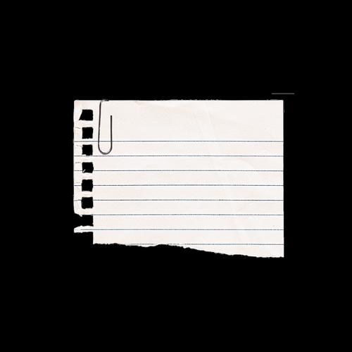 paper  paper clip  lines