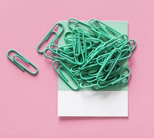 paper  card  clip
