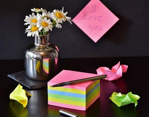 paper  block  write