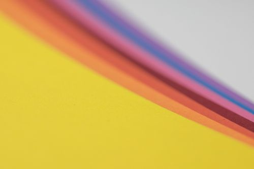paper structure color