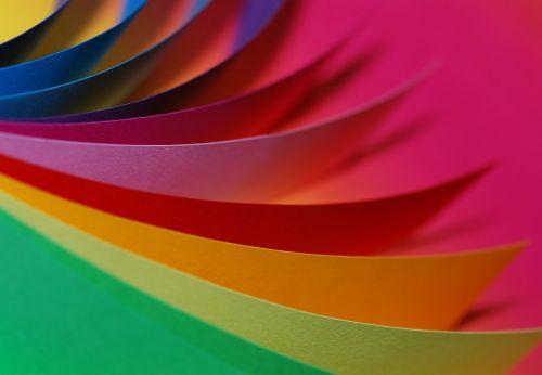 paper colorful color