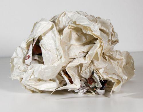 paper ball crumpled paper ball map