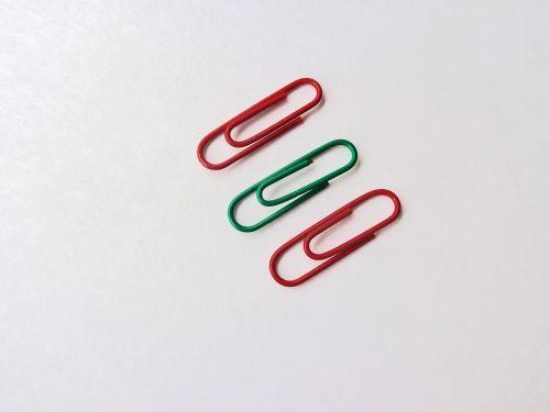 paper clip colorful clip