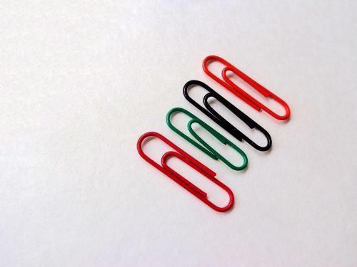paper clips clips office supply
