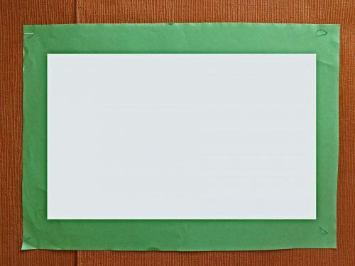 Paper Texture Border