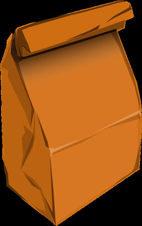 paperbag paper bag bag