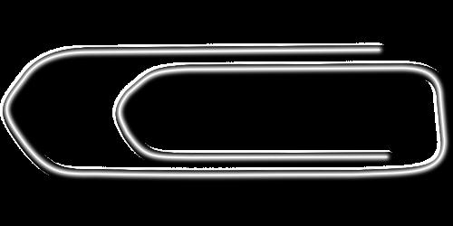 paperclip paper-clip attach