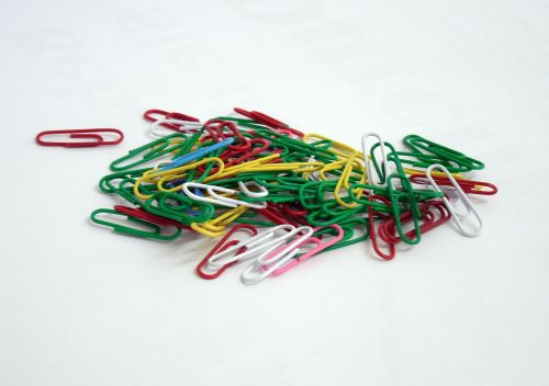 paperclip clip office