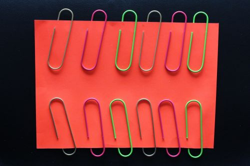 paperclips office supplies business