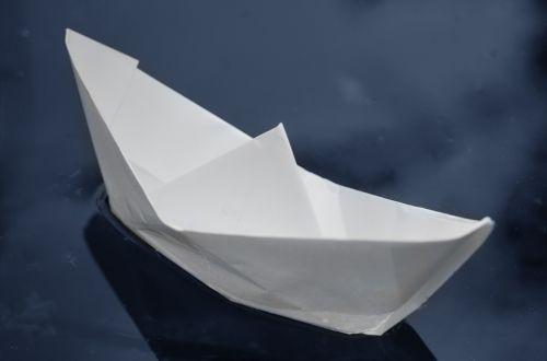 papierschiff paper ship
