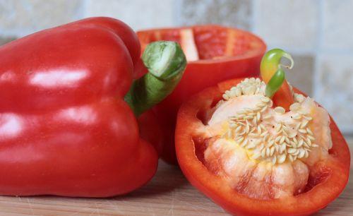 paprika peppers vegetables